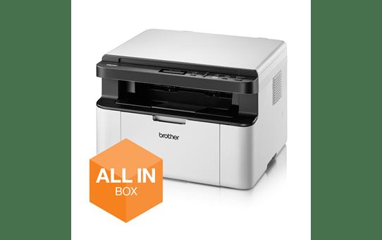 DCP-1610W All in Box Bundle - Wireless 3-in-1 Mono Laser Printer