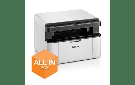 DCP-1610W All in Box Bundle - Wireless 3-in-1 Mono Laser Printer 2