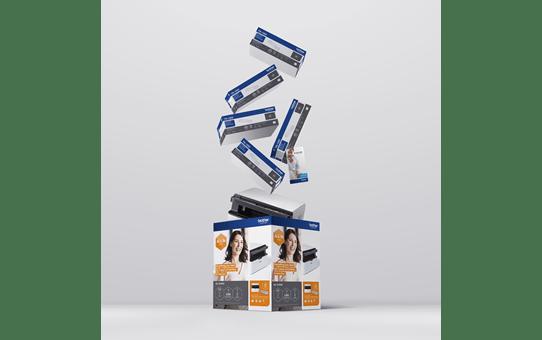 DCP-1610W All in Box Bundle - Wireless 3-in-1 Mono Laser Printer 7