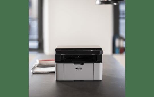 DCP-1610W All in Box Bundle - Wireless 3-in-1 Mono Laser Printer 8