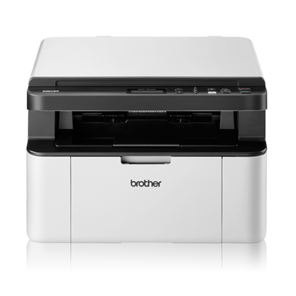DCP-1610W Wireless Mono Laser Printer 2