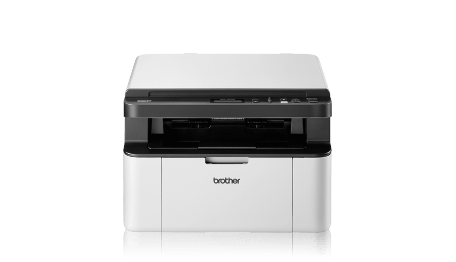 Impressora multifunções laser monocromático DCP-1610W Brother