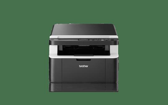 DCP-1612W imprimante laser multifonctions wifi noir et blanc 2