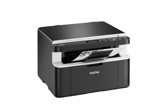 DCP-1612W imprimante laser multifonctions wifi noir et blanc 3