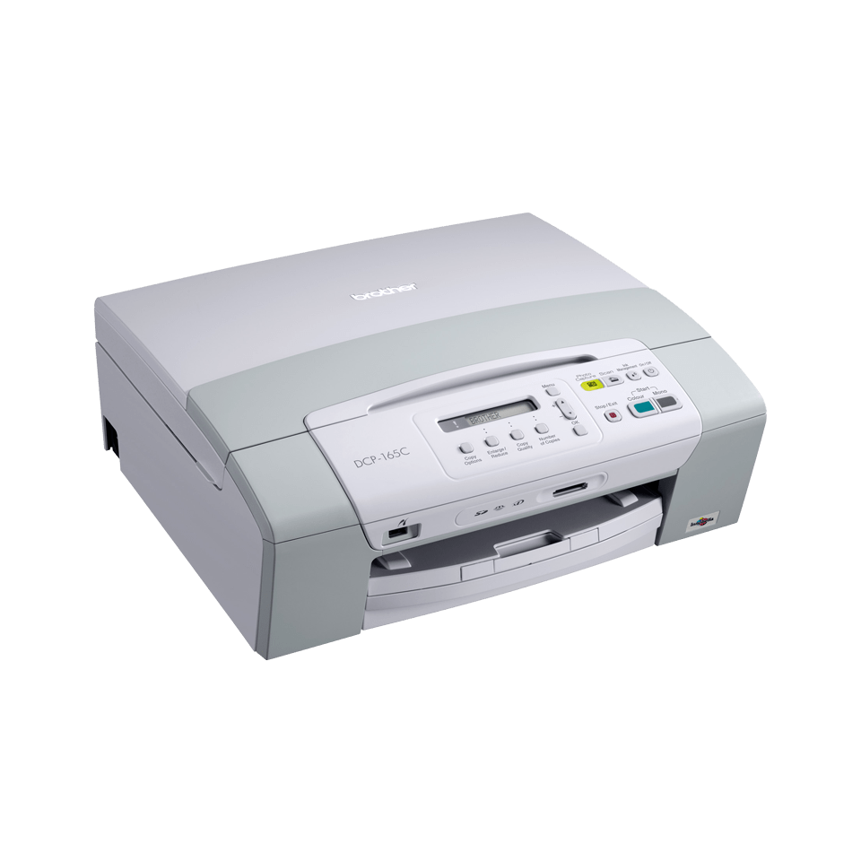 DCP-165C all-in-one inkjetprinter 3