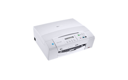 DCP-195C all-in-one inkjetprinter 3
