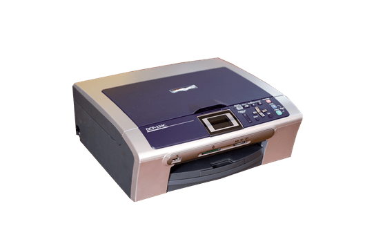 DCP-330C all-in-one inkjetprinter
