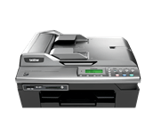 DCP-340CW all-in-one inkjet printer