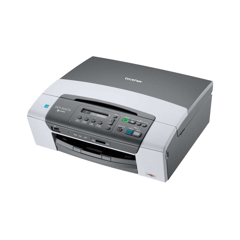 DCP-365CN all-in-one inkjetprinter