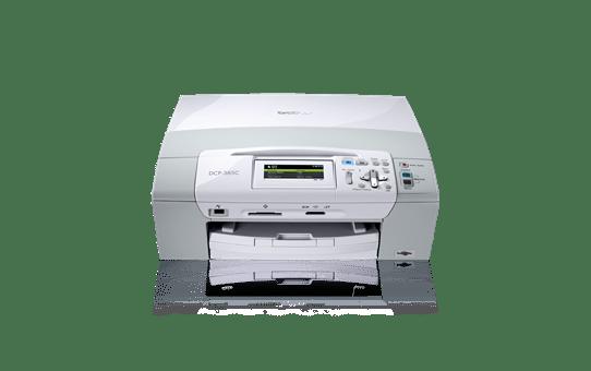 DCP-385C all-in-one inkjetprinter 2