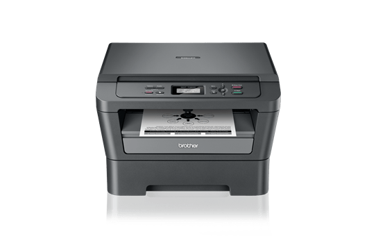 DCP-7060D all-in-one zwart-wit laserprinter 2