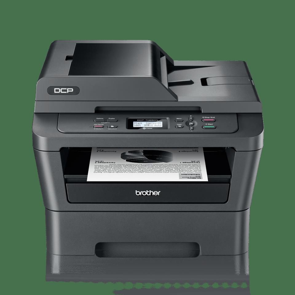 DCP-7070DW imprimante laser monochrome tout-en-un 2