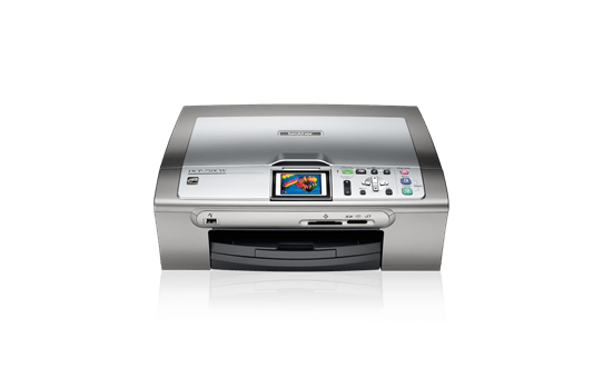 DCP-750W imprimante jet d'encre tout-en-un 2