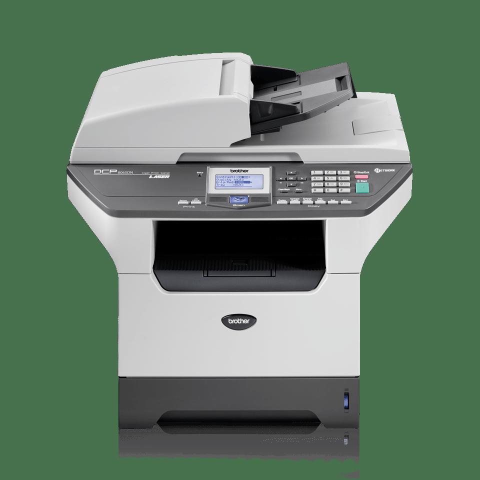 DCP-8065DN imprimante laser monochrome tout-en-un 2