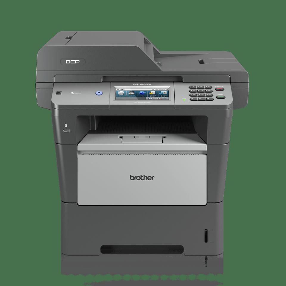 DCP-8250DN imprimante laser monochrome tout-en-un 2