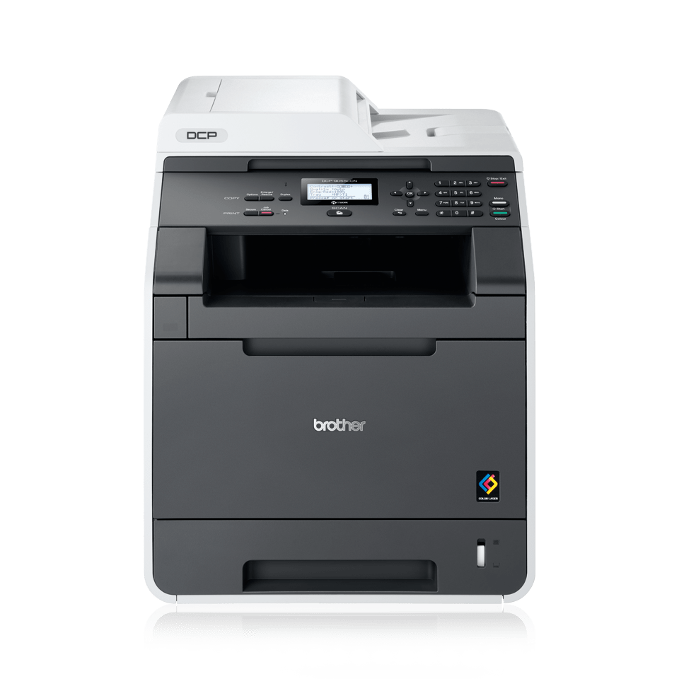 DCP-9055CDN imprimante laser couleur tout-en-un 2