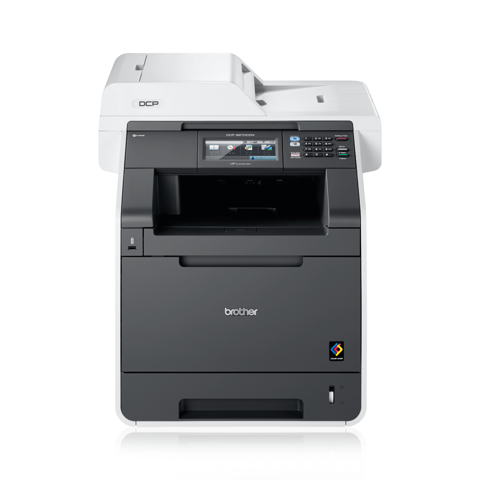 Brother DCP-9270CDN Frontansicht