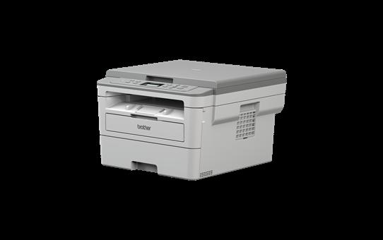 DCP-B7500D kompaktní mono laserová tiskárna 3 v 1 2
