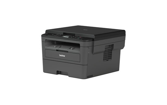 Compact 3-in-1 Mono Laser Printer - Brother DCP-L2510D
