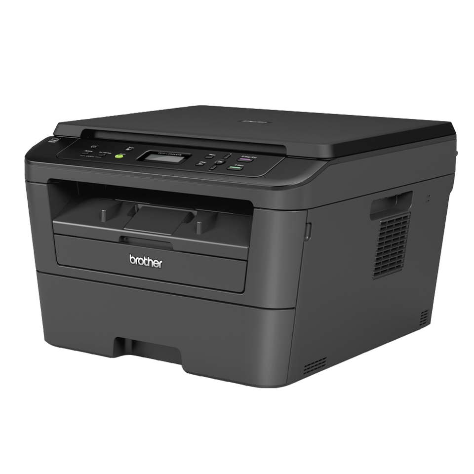 DCP-L2520DW all-in-one zwart-wit laserprinter 2