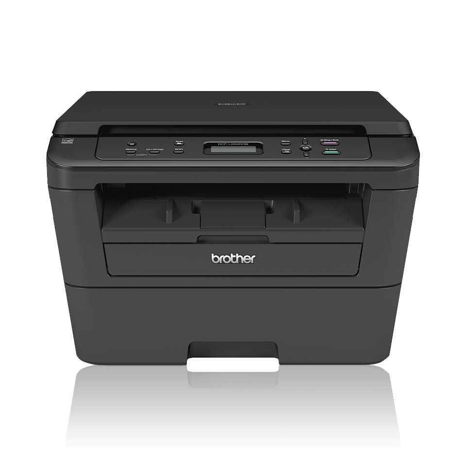 DCP-L2520DW all-in-one zwart-wit laserprinter