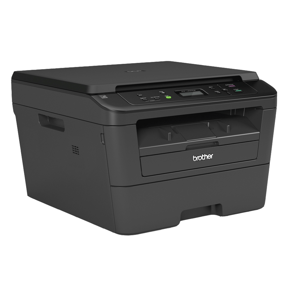 DCP-L2520DW all-in-one zwart-wit laserprinter 3