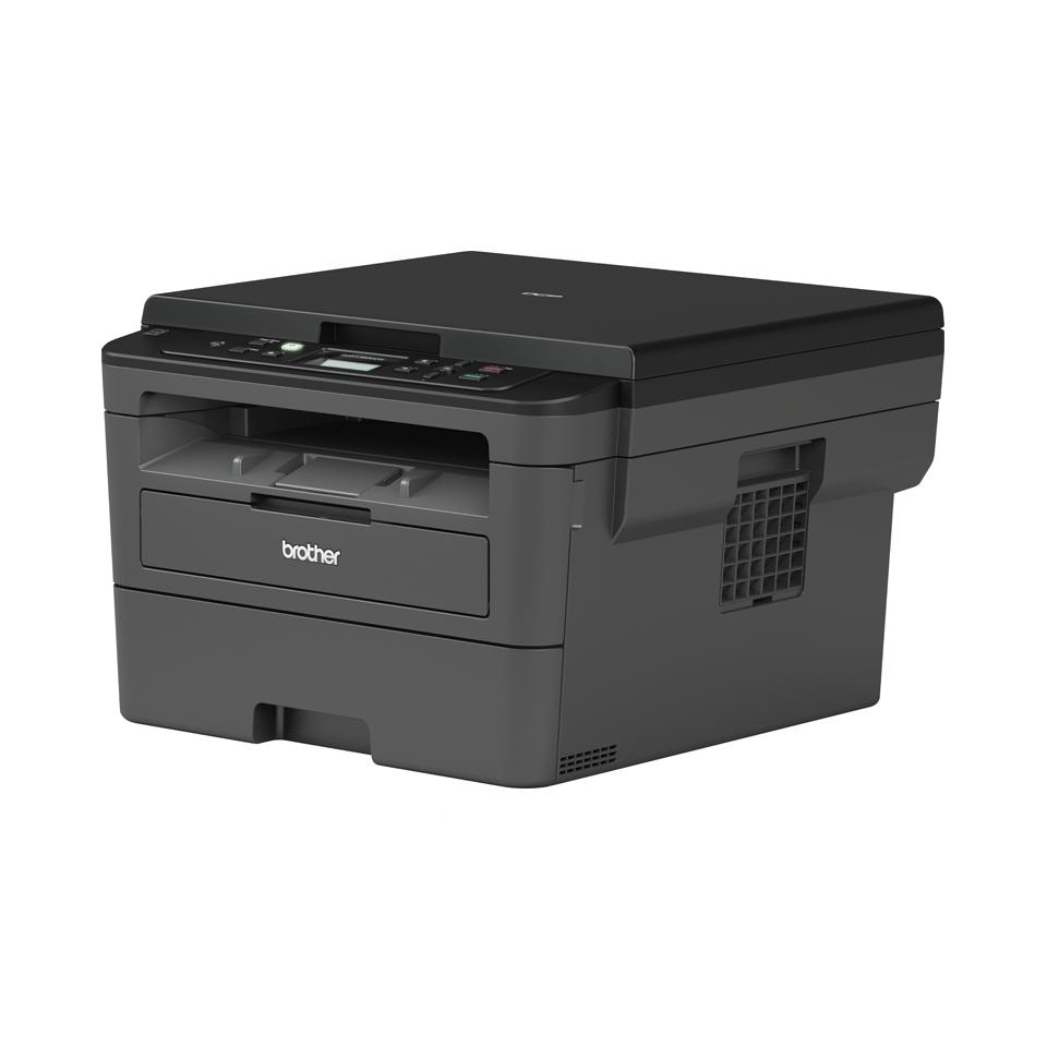 DCP-L2532DW kompaktní bezdrátová 3-v-1 mono laserová tiskárna  2