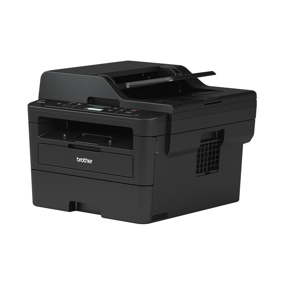 DCP-L2550DN - kompakt alt-i-én s/h-laserprinter  2