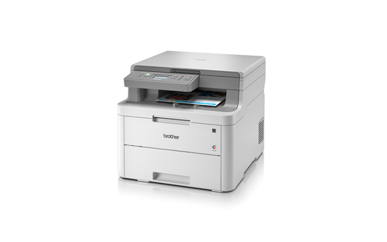 DCP-L3510CDW all-in-one wifi led kleurenprinter 2