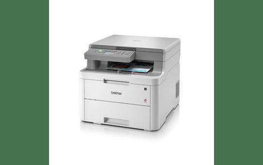 DCP-L3510CDW imprimante led couleur multifonctions wifi 2