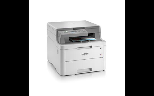 DCP-L3510CDW Imprimante multifonction 3-en-1 laser couleur WiFi  2