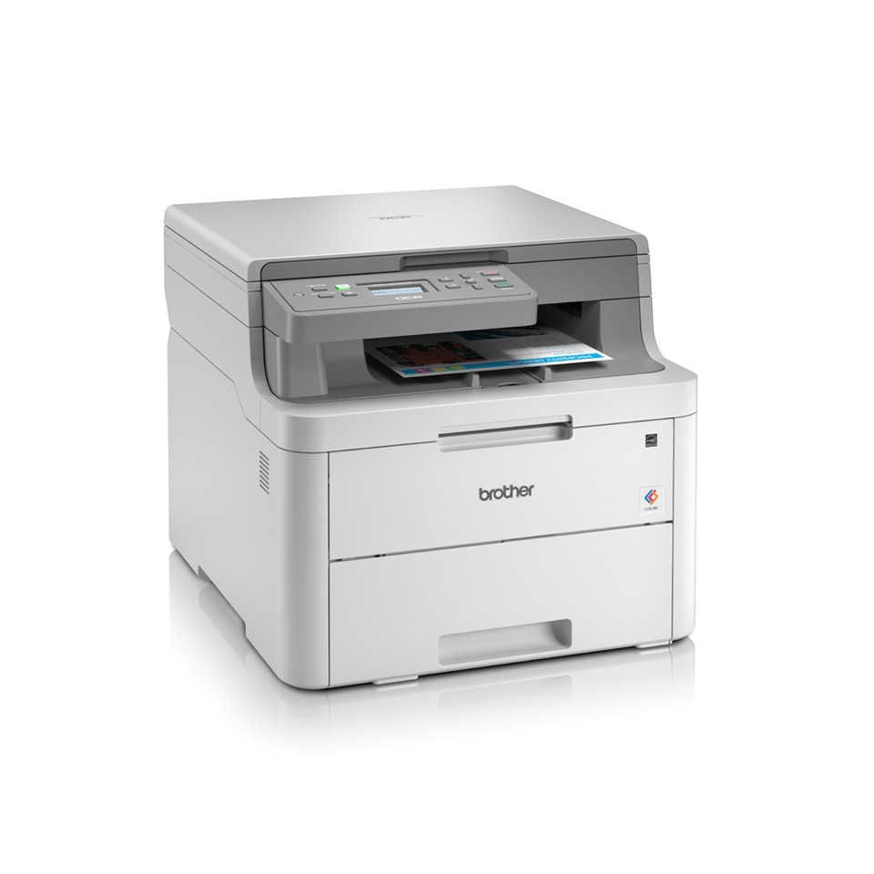 DCP-L3510CDW Colour Wireless LED 3-in-1 Printer 3