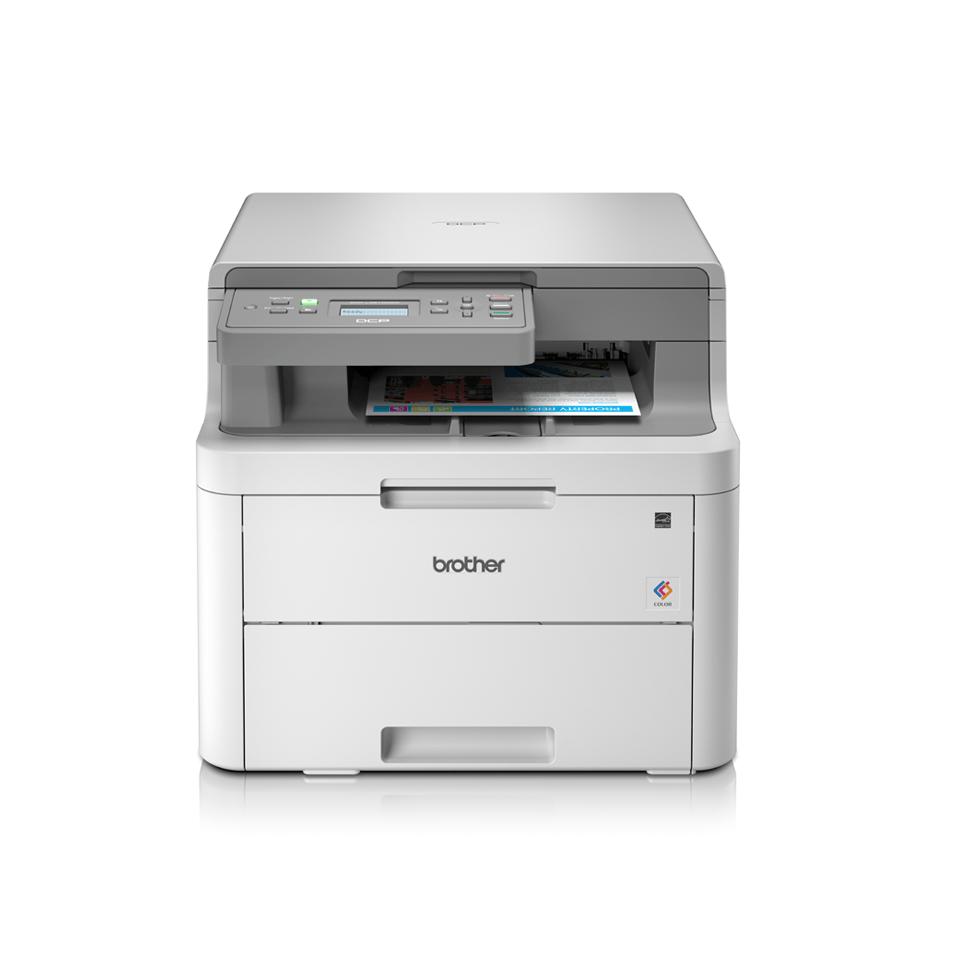 Impresora multifunción láser LED color DCP-L3510CDW, Brother