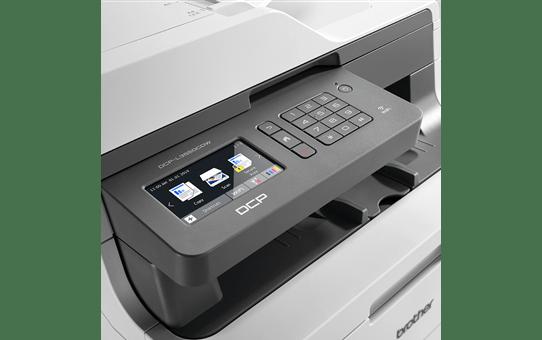 DCP-L3550CDW all-in-one wifi led kleurenprinter 4