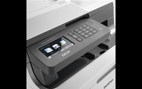 DCP-L3550CDW Imprimante multifonction 3-en-1 laser couleurWiFi 3