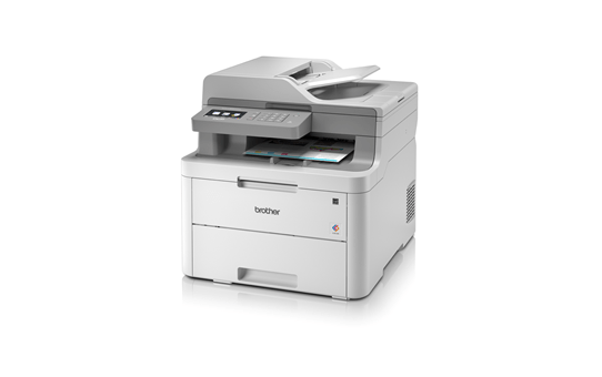 DCP-L3550CDW all-in-one wifi led kleurenprinter 2