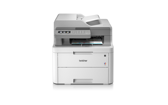 DCP-L3550CDW - Colour Wireless LED 3-in-1 Printer