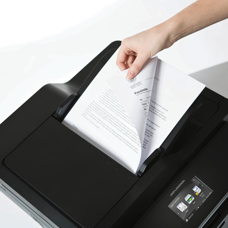 Imprimante multifonctions laser DCP-L5500DN de Brother
