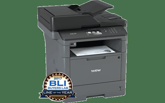 Brother DCPL5500DN multifunksjon sort-hvitt laserskriver 3