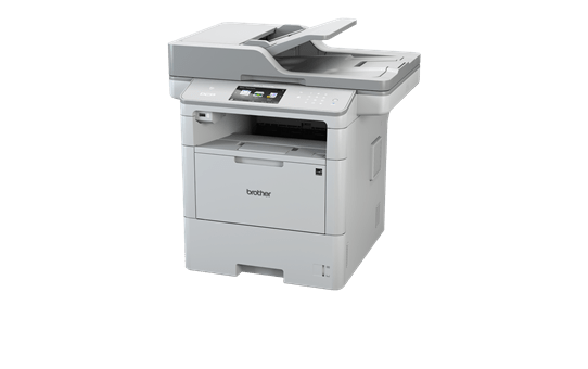 Brother DCPL6600DW multifunksjon sort-hvitt laserskriver