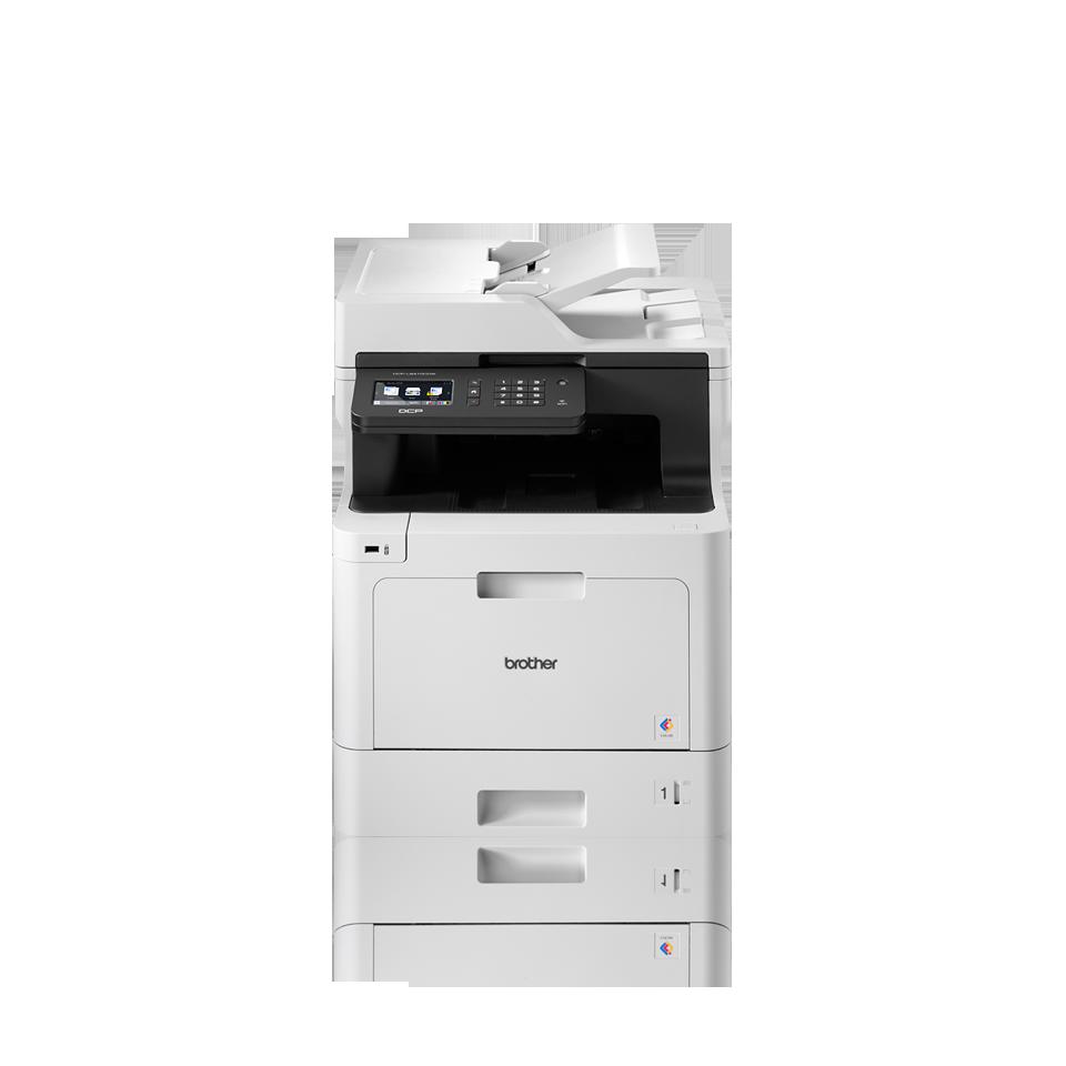 Impresora multifunción láser color profesional DCP-L8410CDW Brother