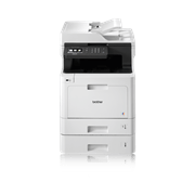 Impresora multifunción láser color profesional DCP-L8410CDWLT Brother