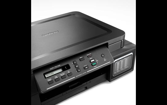 DCP-T510W InkBenefit Plus 3-v-1 brezžična barvna brizgalna večfunkcijska naprava Brother 4