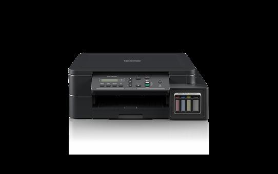 DCP-T510W InkBenefit Plus 3-v-1 brezžična barvna brizgalna večfunkcijska naprava Brother 7