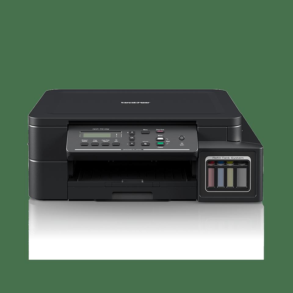 DCP-T510W de la Brother Multifuncțional 3-în-1 wireless cu cerneală 7