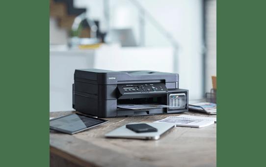 DCP-T710W InkBenefit Plus 3az1-ben színes, wireless, tintasugaras készülék a Brother-től 3