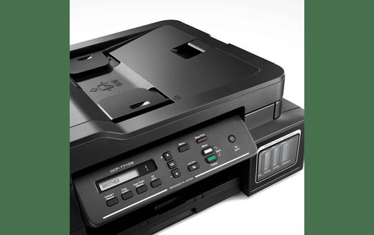 DCP-T710W InkBenefit Plus 3-v-1 brezžična barvna brizgalna večfunkcijska naprava Brother 4
