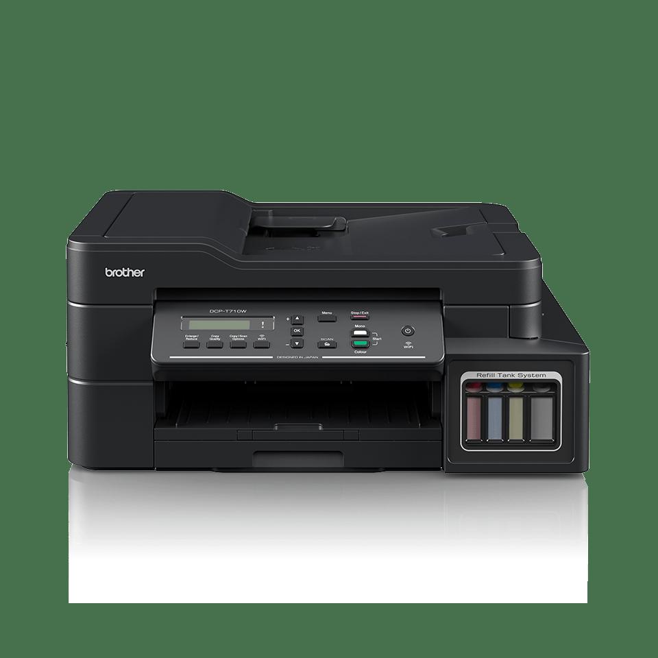DCP-T710W de la Brother Imprimantă cu cerneală 3-în-1 cu wireless  7