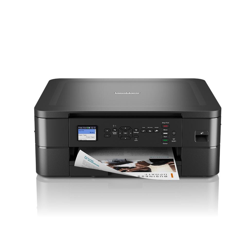 Impressora multifunções tinta DCP-J1050DW, Brother