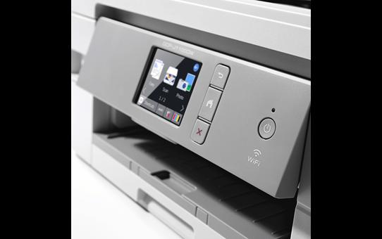 DCP-J1100DW - Pack All In Box Imprimante multifonction jet d'encre 3-en-1 WiFi 5